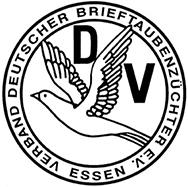 Logo Verband Deutscher Brieftaubenzüchter EV.